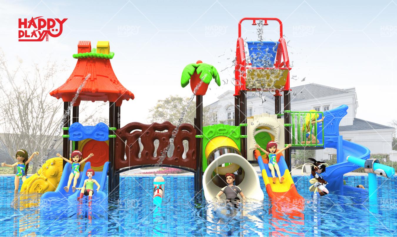 Playground Di Kabupaten Seruyan