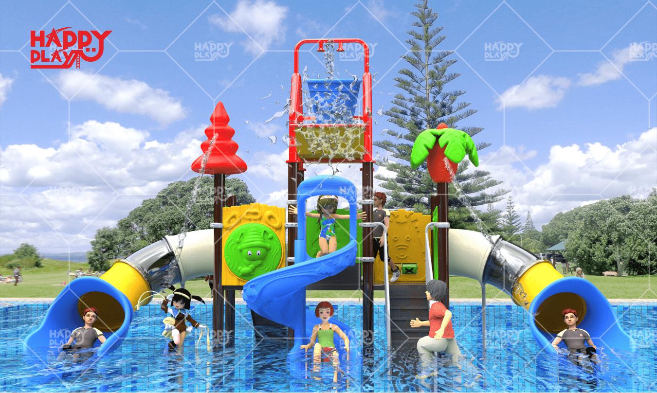 Playground Di Kabupaten Karangasem