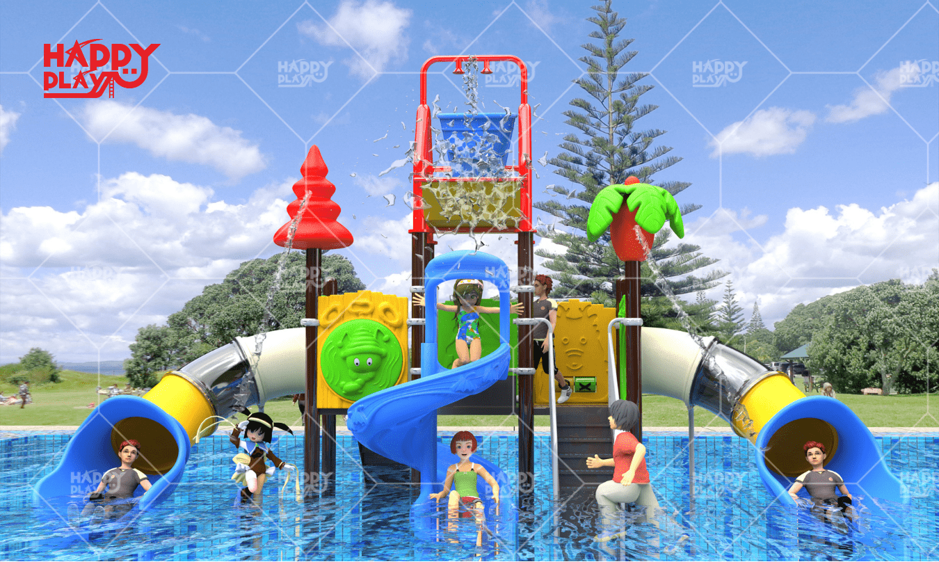 Playground Di Kabupaten Boven Digoel