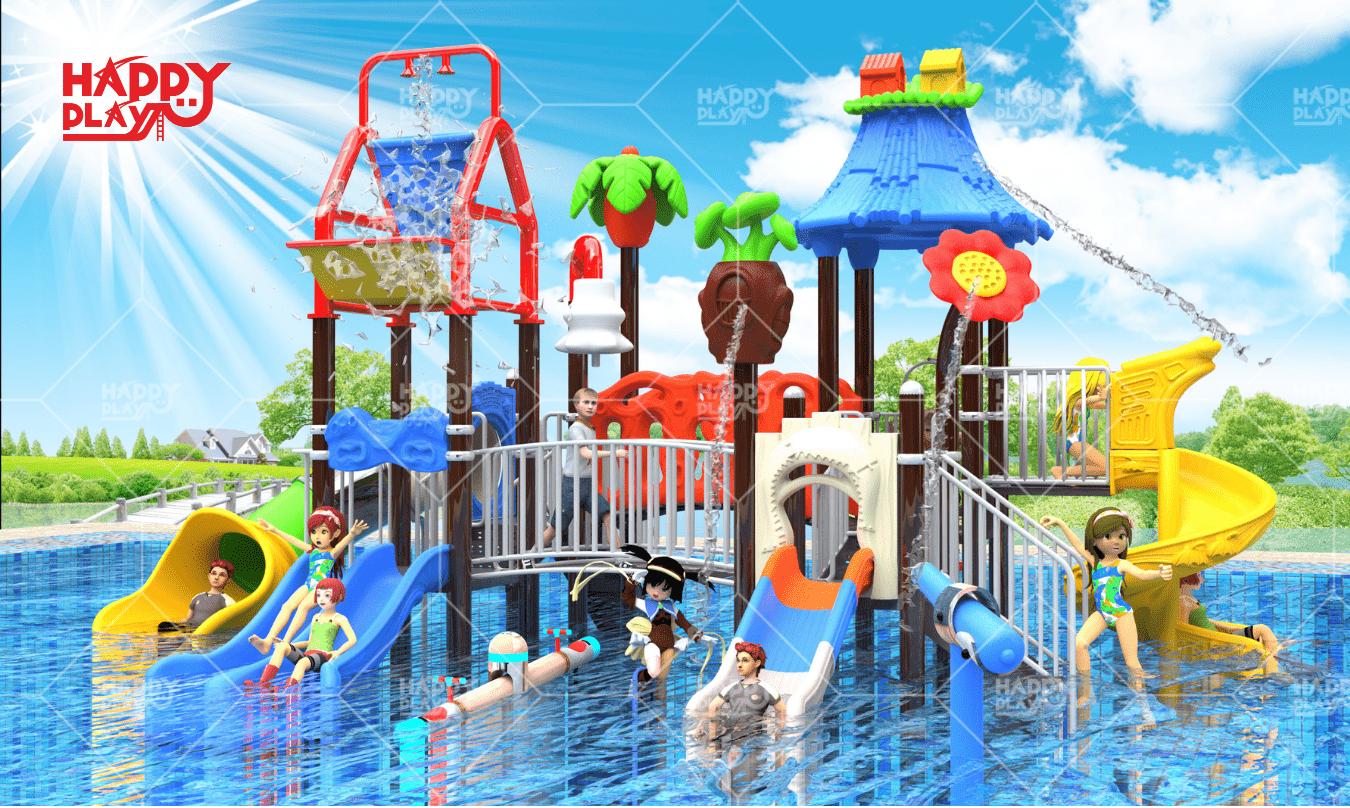 Playground Di Nusa Tenggara Barat