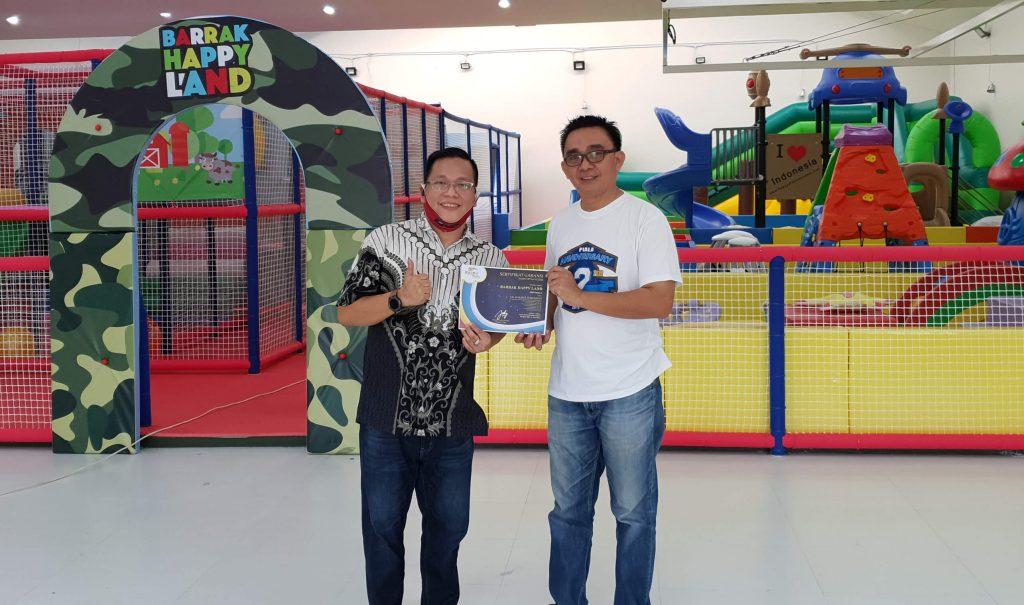Bisnis Permainan Anak