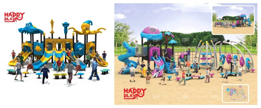 Pembuatan Playground (BEP) 3 Bulan Saja Sudah Balik Modal
