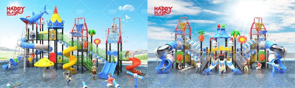 Produsen Waterpark Omset Wahana Rekreasi Permainan Meningkat