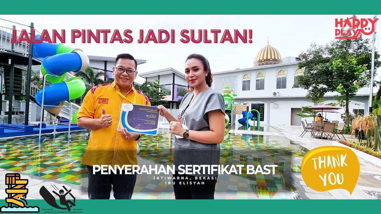 Bisnis Waterplay Dibeli Sultan