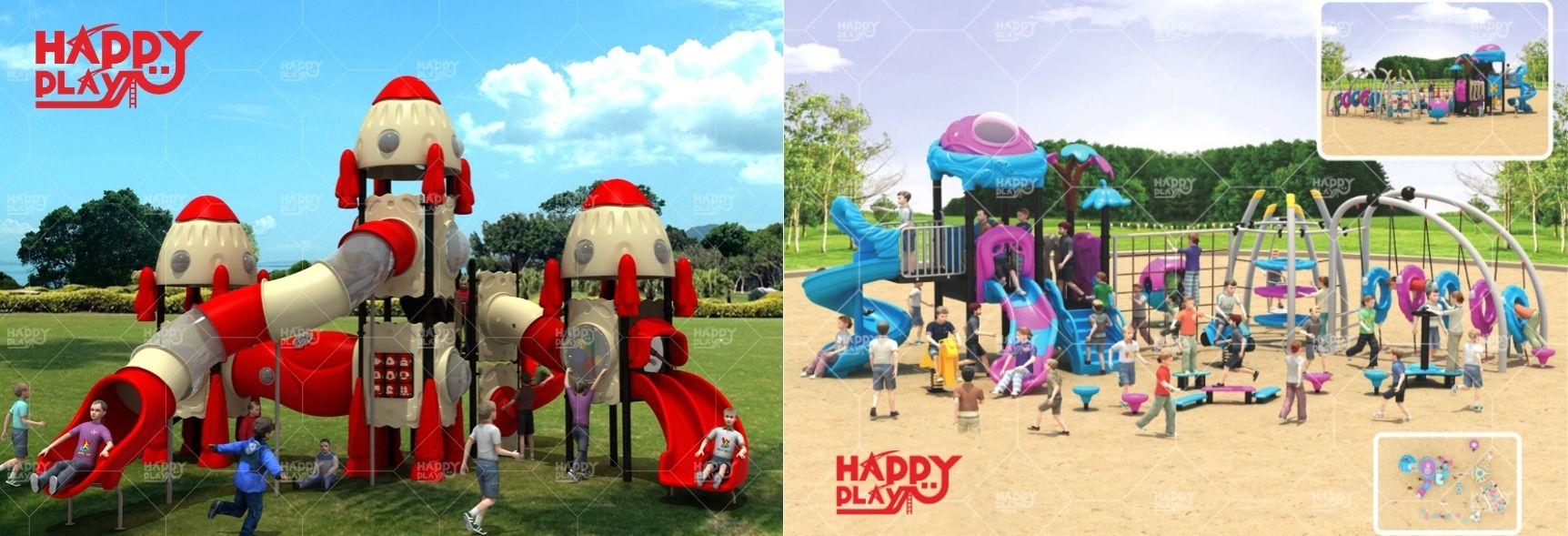 Bermain Agresif Menggunakan Playground & Buat Passiveincome
