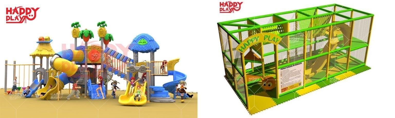 Bermain Playground Menyenangkan & Bisa Untuk Peluang Bisnis