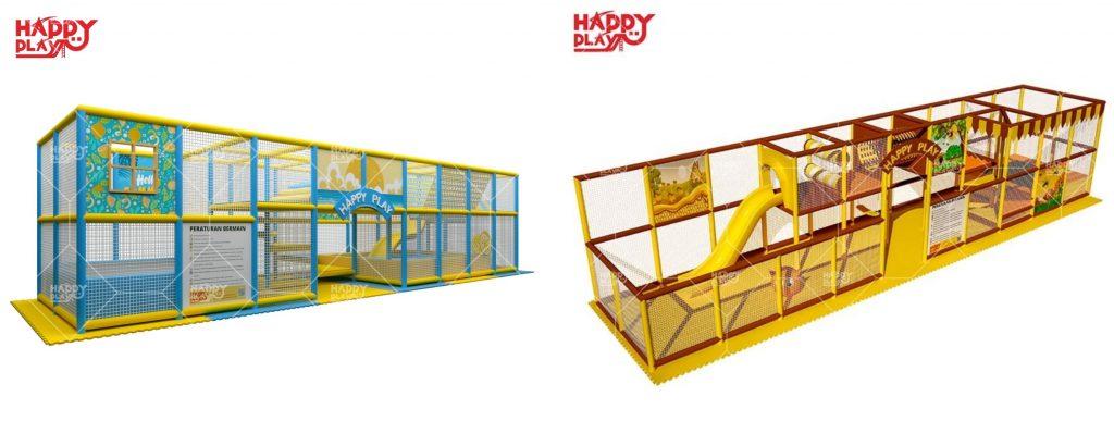 Playground Terbaik & Berkualitas Tinggi Menambah Profit Anda