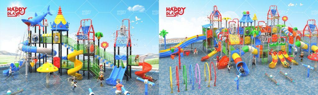 Waterpark Playground Untuk Profit Destinasi Wisata Anda