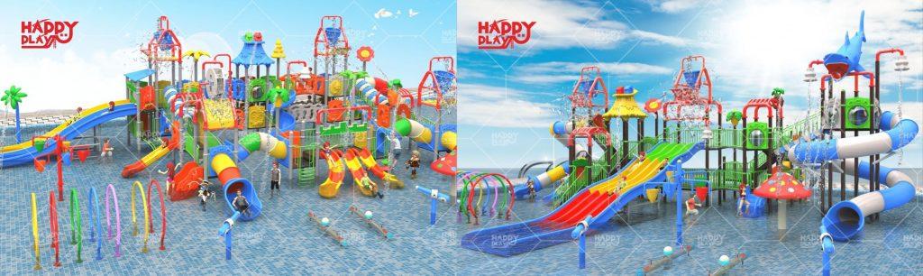 Permainan Air Berupa Waterpark Peluang Bisnis Rekreasi Anda
