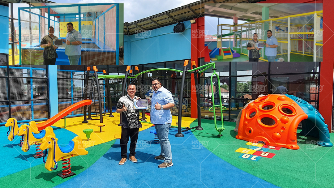 Project Indoor, Outdoor & Rubber – The Hanger Fashion Outlet di Padang