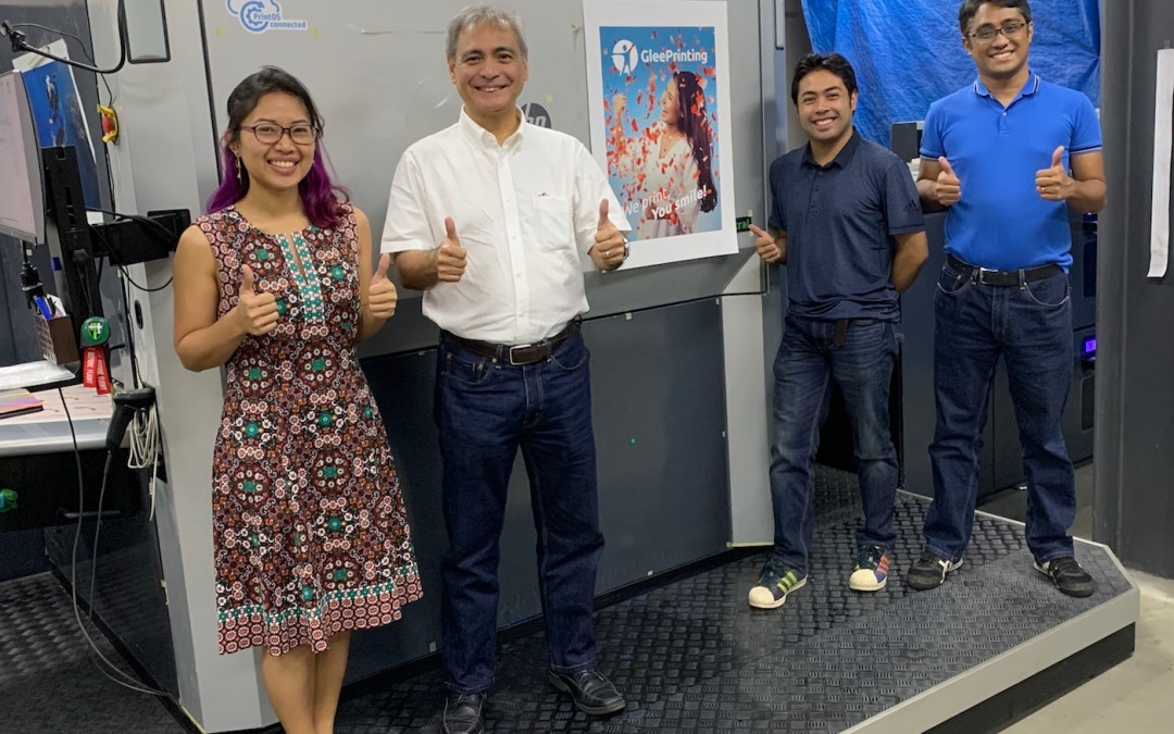 Happyprinting starts in the Philippines