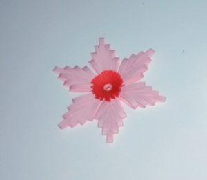 fleur 3 mm et frange 0.9 mm