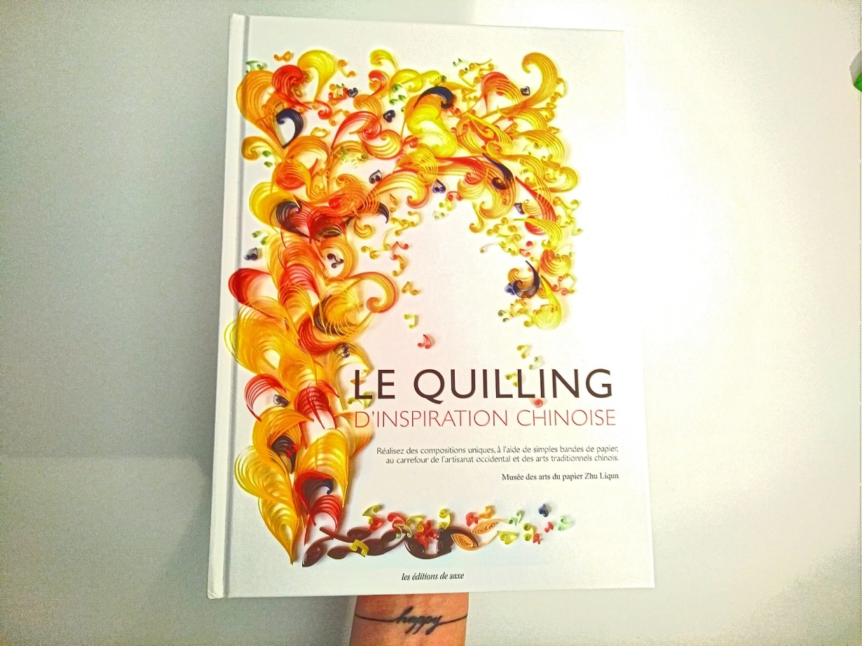 Livre le Quilling