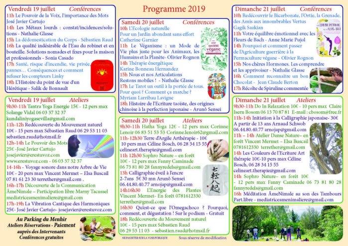 programme BIOZEN
