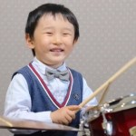 堀江虎太郎(天才ドラマー)の幼稚園や身長は両親や動画もまとめ!