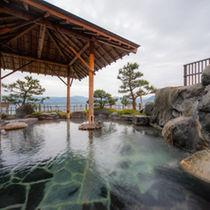 露天風呂千年の湯