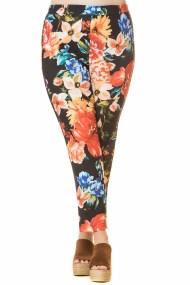 Bloom 7/8 παντελόνι σε μαύρο χρώμα