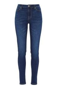 Jean skinny παντελόνι σε μπλε χρώμα
