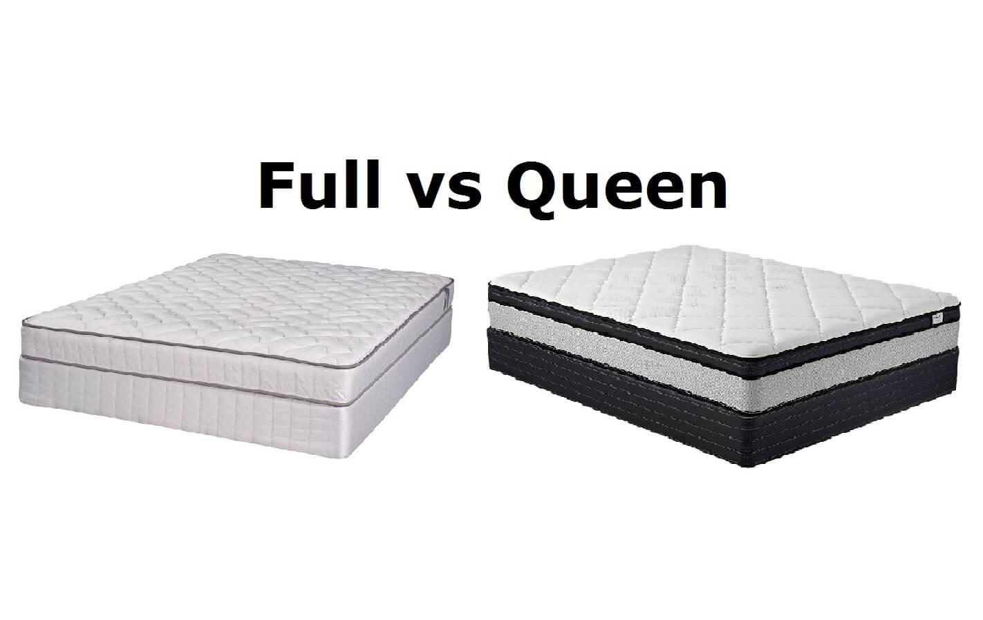 Full Vs Queen