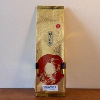 Premium hojicha tea