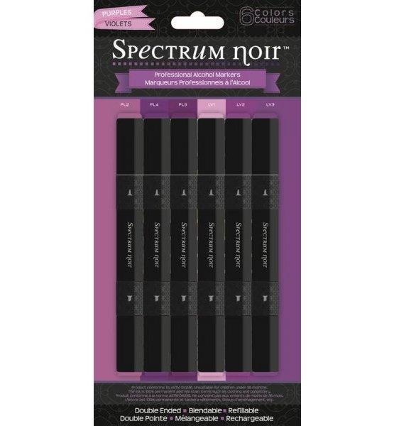 Spectrum Noir - Purples