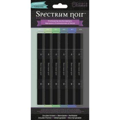 Spectrum Noir - Turquoises