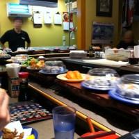 Sushi: Sushi House Banff