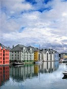 Alesund in Norway