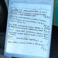 Vasili's Greek Calgary food truck