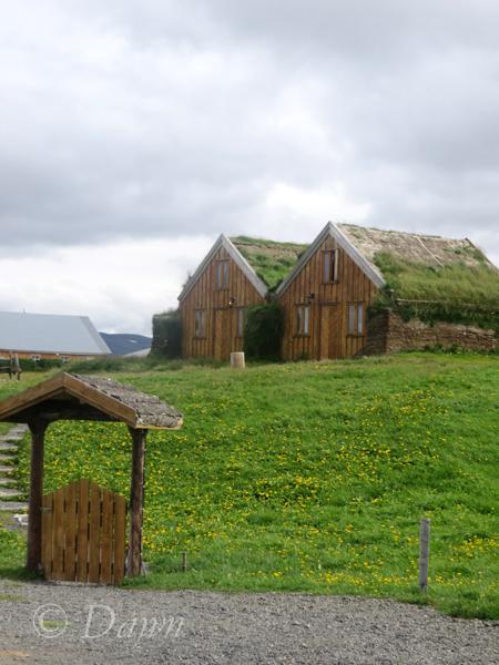 Möðrudalur, a farm settlement in the highlands