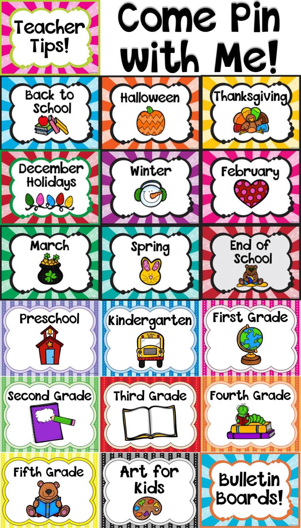 medium resolution of Back to School Advice \u0026 Tips for New Teachers - Happy Teacher