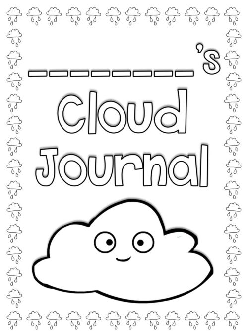 small resolution of Learning about Clouds in First Grade - Happy Teacher
