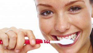 清潔口腔牙齒