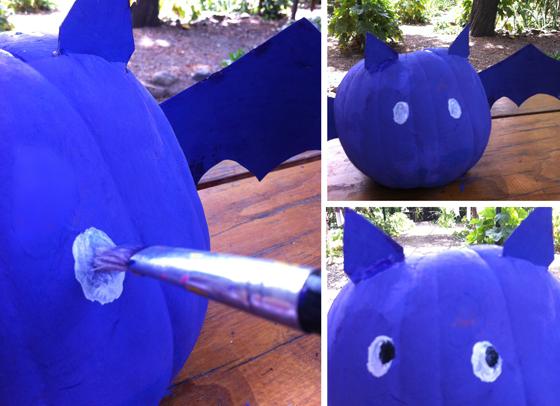 halloween pumpkin bat diy craft and tutorial ideas