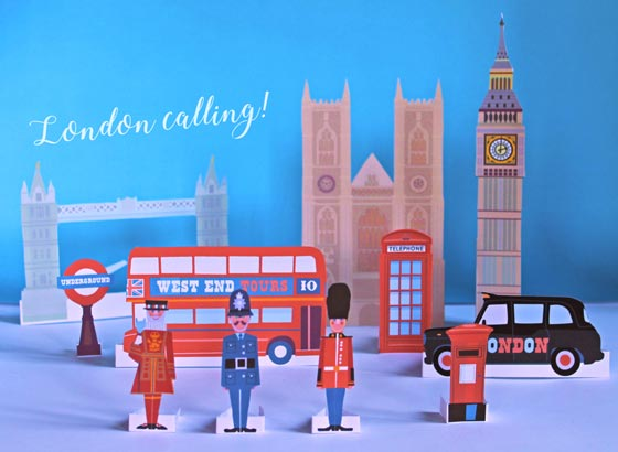 Learn about London with these London worksheets: Printable famous London town Landmarks and characters!