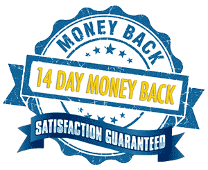 Happythought Money back guarantee!