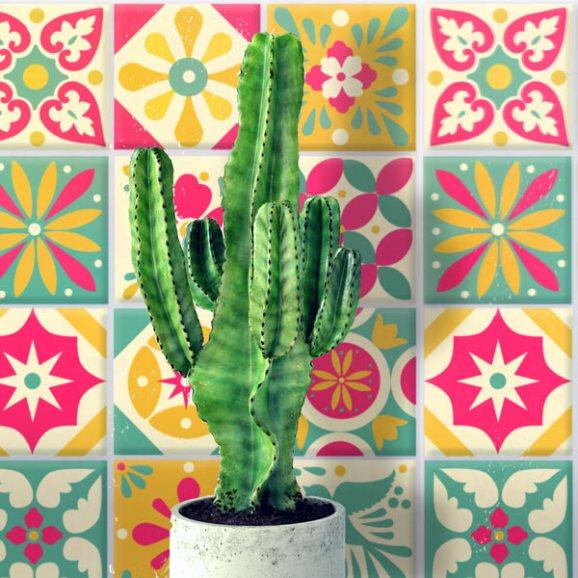 printable decoraton craft activity templates ceramic tiles