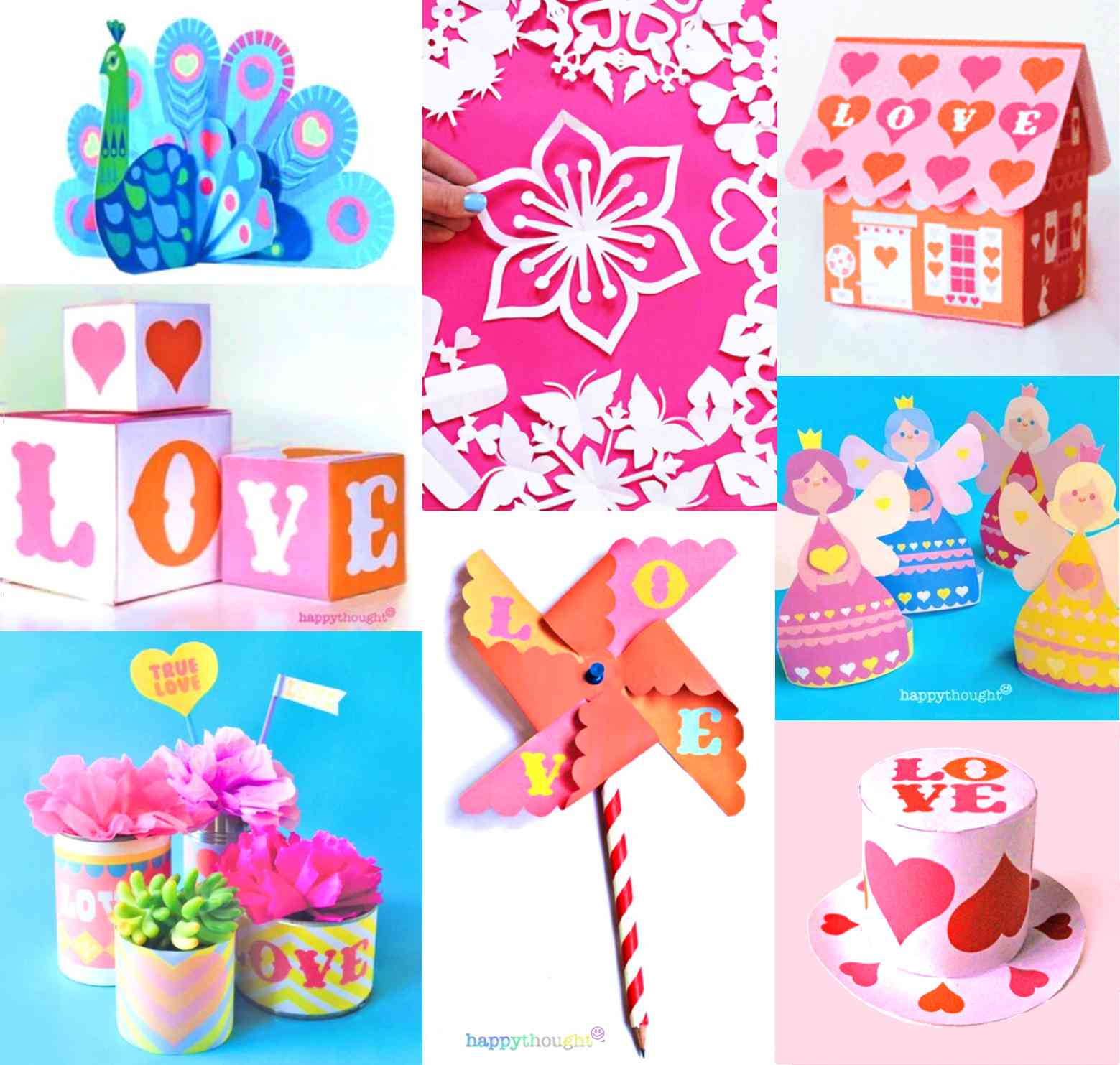 Easy Valentines Day Printables Activities Ideas Templates