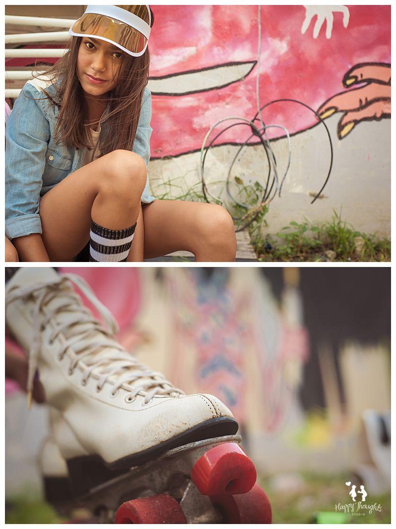 Love Roller Skates