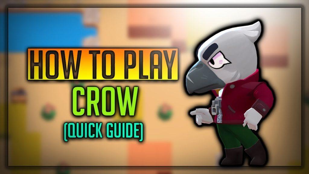 Crow Brawl Stars Complete Guide