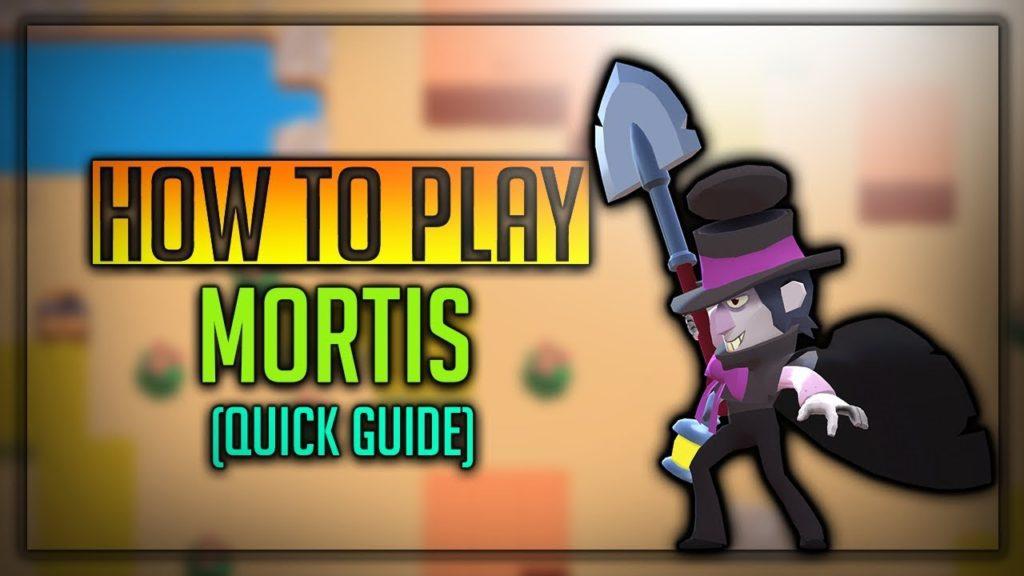 Mortis Brawl Stars Complete Guide