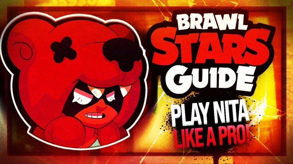 Nita Brawl Stars Complete Guide, Tips, Wiki & Strategies Latest!