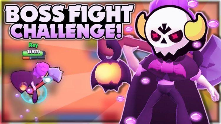 Boss Fight - Brawl Stars Guide, Tips, Best Brawlers, Wiki, Maps