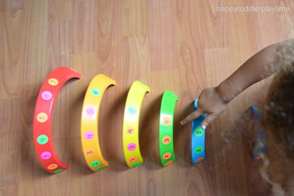 rainbow numbers4
