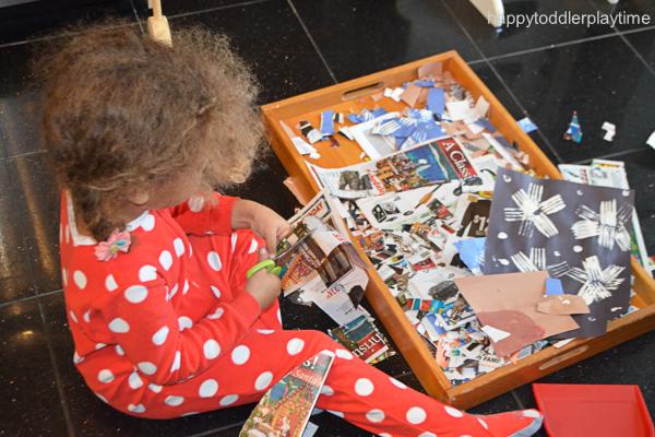 Cutting junk mail