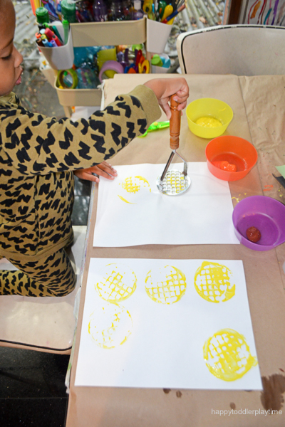 fall and thanksgiving craft for toddlers and preschoolers