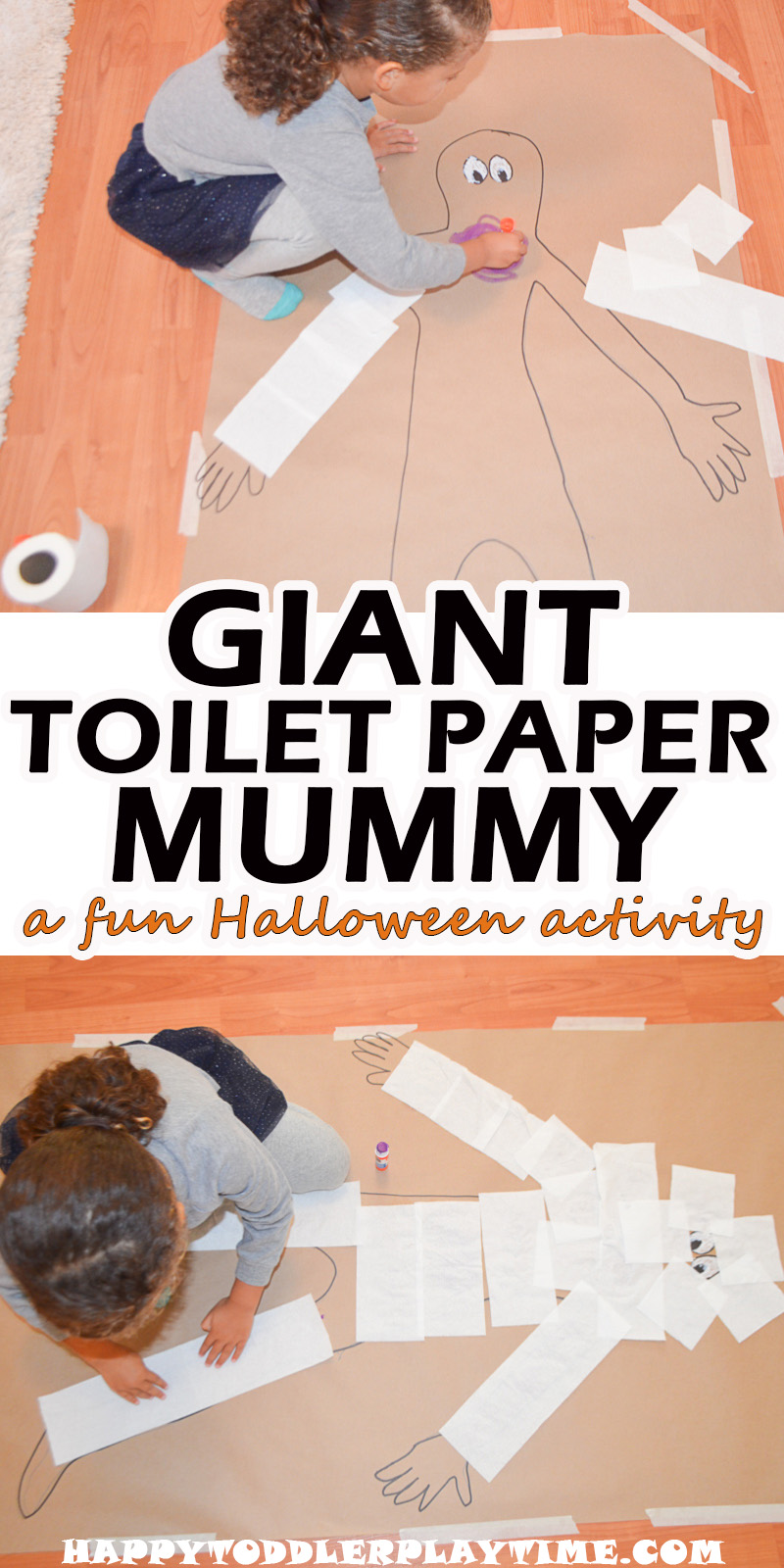 31 GIANT Indoor Activities for toddlers & preschoolers