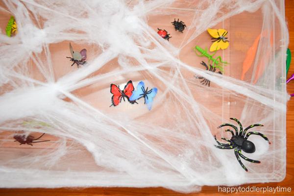 SPIDER WEB RESCUE 1