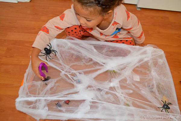 SPIDER WEB RESCUE 8