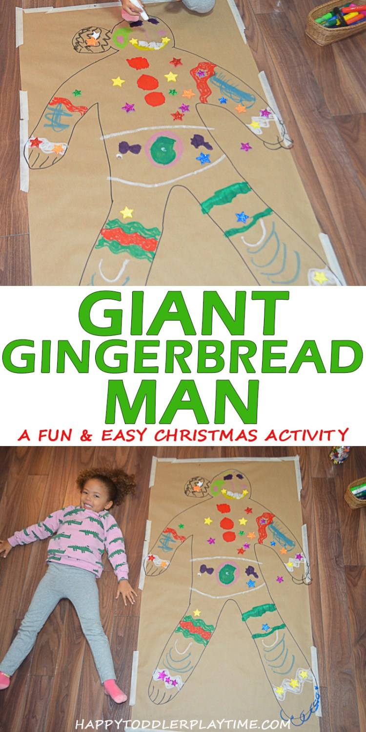 GINGERBREAD GIRL pin